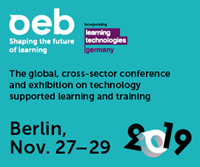 Opening #OEB19: discovering learning