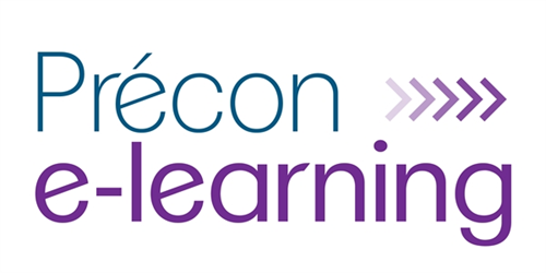 Précon e-learning